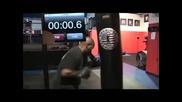 Най-бързия 30 удара за 3 секунди