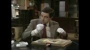 Mr. Bean - В Библиотеката