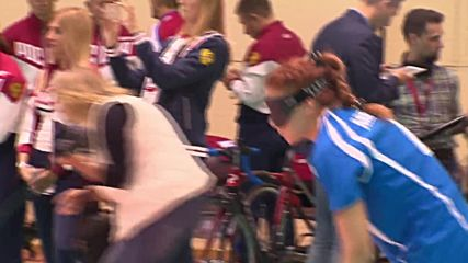 Russia: Paralympians compete in alternative Moscow Paralympic Games