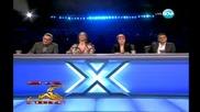 Ангел и Мойсей на полуфинал в X - Factor България 29.11.2011