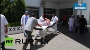 Tunisia: Hospital chaos as 37 killed in beach resort attack
