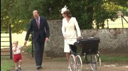 Princess Charlotte Christening and Some Royal Relatives