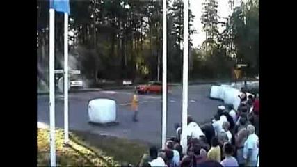 Audi Rsr Burnout