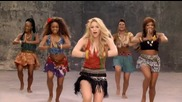 Химна на Световното Shakira Feat. Freshlyground - Waka Waka ( This Time For Africa ) ( H Q )