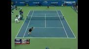 US Open 2007 - Федерер - Родик