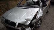 Двама пострадали при катастрофа в Кресненското дефиле