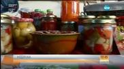 Стопанки продават лютеница в интернет