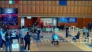 Todor Vasilev - rekord v tqgata v kat. do 90 kg. - 338, 5 kg !