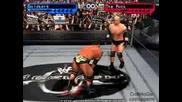 WWF SmackDown! 2 - Goldberg vs. The Rock