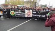Turkey: Funeral procession held for Kurdish lawyer shot dead in Diyarbakir