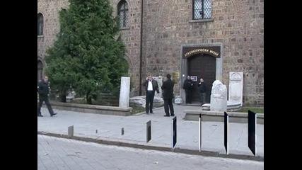 Съкровището от Свещари вече ще се пази в Националния археологически музей