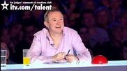 Великобритания търси талант! Abyss