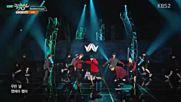 147.0513-1 Vav - Brotherhood, Music Bank E836 (130516)