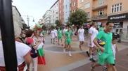 """Изненадващият мач на """"Витошка"""" между националите по волейбол!"""