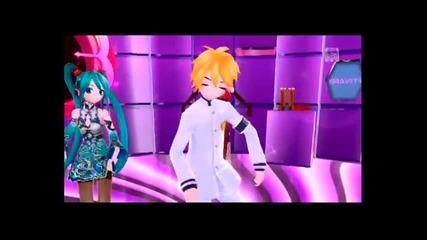 Spice - Kagamine Len, Hatsune Miku, Megurine Luka