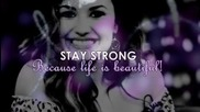 # Stay Strong!