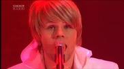 Победителят в German Idol 2009 - Daniel Schuhmacher - Anything But Love