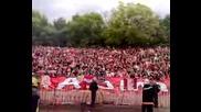 ЦСКА - Левски - Ей Говеда Майка Ви Ше Е*а !!! *10.05.2008г.*