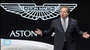 Aston Martin CEO Envisions a Hybrid Future For His Company