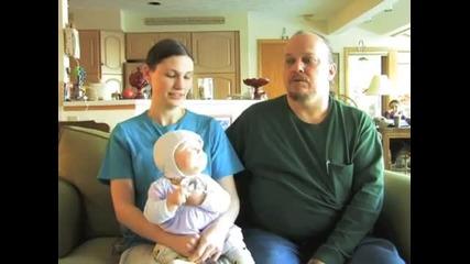 Kristen and Scott learn birth and coaching skills