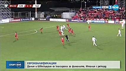 Спортни новини (19.11.2019 - централна емисия)
