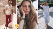 Американска плажна романтика за Гришо и Лолита! Българинът се възстановява в Маями