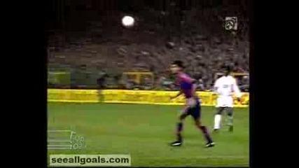Top 10 Gols - Real Madrid Vs Barca