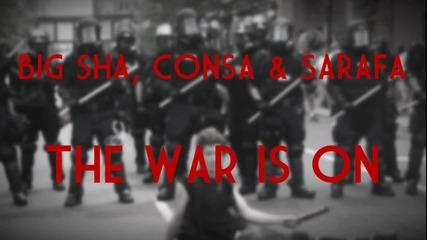 Биг ша & Сарафа и Конса-бъркат си по дупките