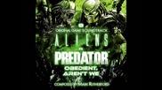 Aliens vs. Predator: Original Game Soundtrack by Marc Rutherford