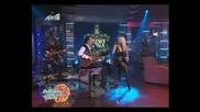 Peggy Zina - Eimaste Xoria (live)
