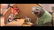 Zootopia *2016* Sloth Trailer