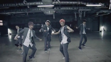 [бг превод] Exo- Growl ( Korean Version) Hd
