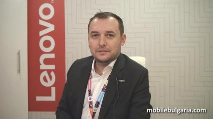 6 срещи в Барселона, епизод 1 - Владислав Иванов, Lenovo България