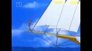 Пипи дългото чорапче E04 - Пипи потегля към южните морета