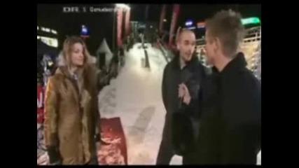 Инцидент По Време На Интервю!