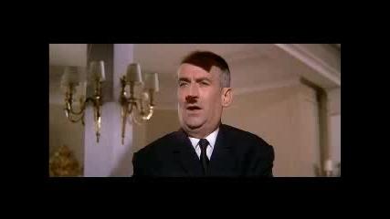 Funny Hitler parody