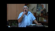 Тоя ден е ден на добри вести , а ние мълчим - Пастор Фахри Тахиров
