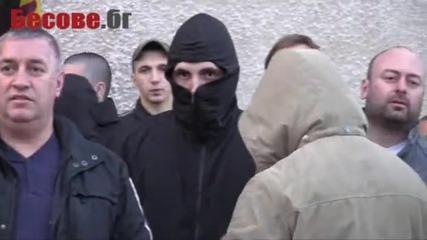 Бой между Вмро и сектантите в Бургас