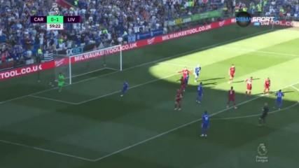 Кардиф Сити - Ливърпул 0:2 /репортаж/