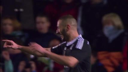 Елче - Реал Мадрид 0:2