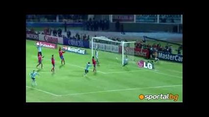 """11.7.2011 Аржентина-коста Рика 3-0 Копа Америка група """"а"""""""