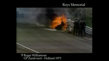 + 18 Extended Roger Williamson Fatal Crash