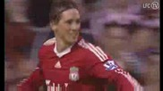 Liverpool Fc 1:0 Stoke City - Torres Goal