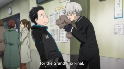 Yuri!!! on Ice ep 05 [eng sub] *1080p*