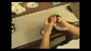 Бързо Сглобяване На Кубчето Рубик