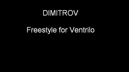 Dimitrov freestyle for Ventilo
