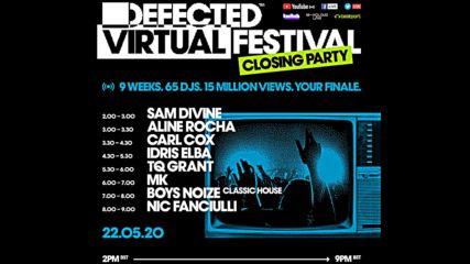 Defected Virtual Festival 6.0 - Carl Cox