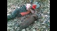Спящия ловец !!!
