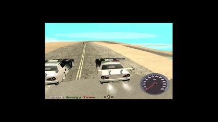 Gta San Andreas - Drift [sa-mp Bg]