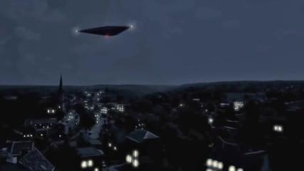 Белгийското НЛО нашествие